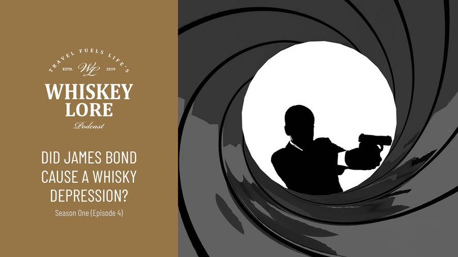 Did James Bond Cause a Whisky Depression?